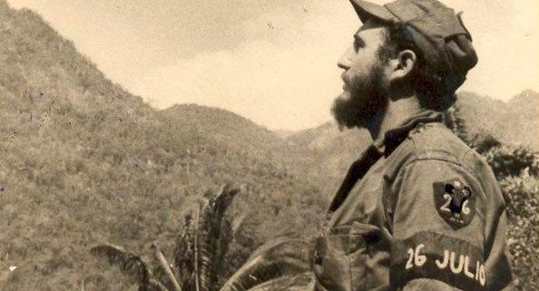 Fidel-Sierra-Maestra