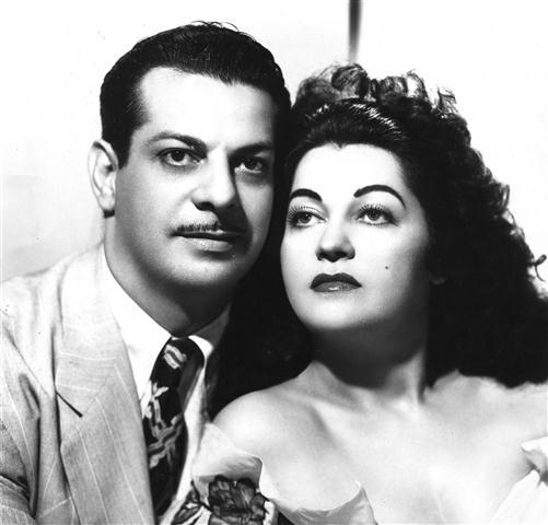 María de los Ángeles Santana y Julio Vega (Small)