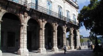 Centro de Interpretación de Intercambios Culturales entre Cuba y Europa, otrora Palacio del Segundo Cabo
