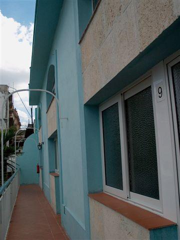 Residencia de Cuba y Muralla
