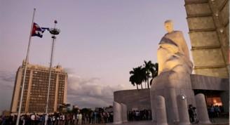 plaza tributo a Fidel