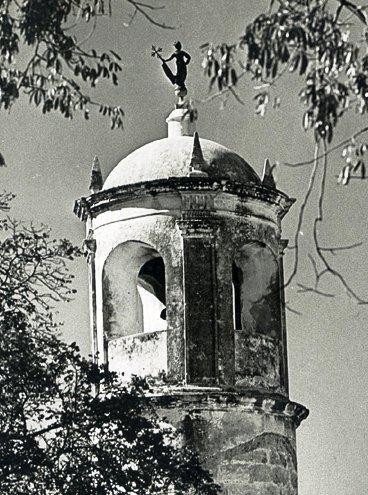 2-La giraldilla, torre del Homenaje, años '70