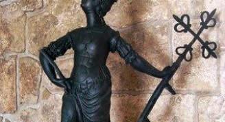 5-la escultura original