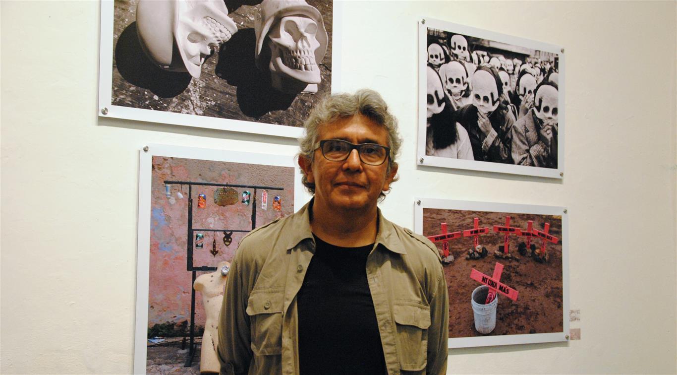 El maestro del lente mexicano Francisco Mata Rosas
