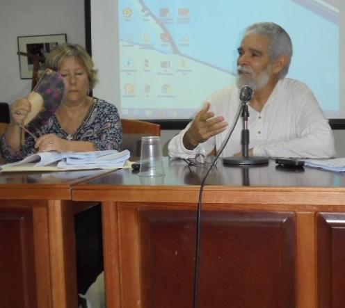 Mayra y Pausides