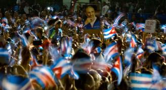 acto-politico-homenaje-fidel-castro-santiago-de-cuba-AP