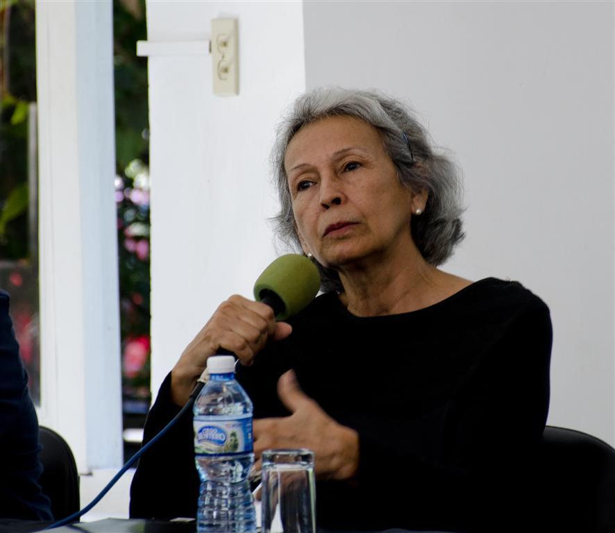 Alquimia Peña, Directora de la Fundación del Nuevo Cine Latinoamericano