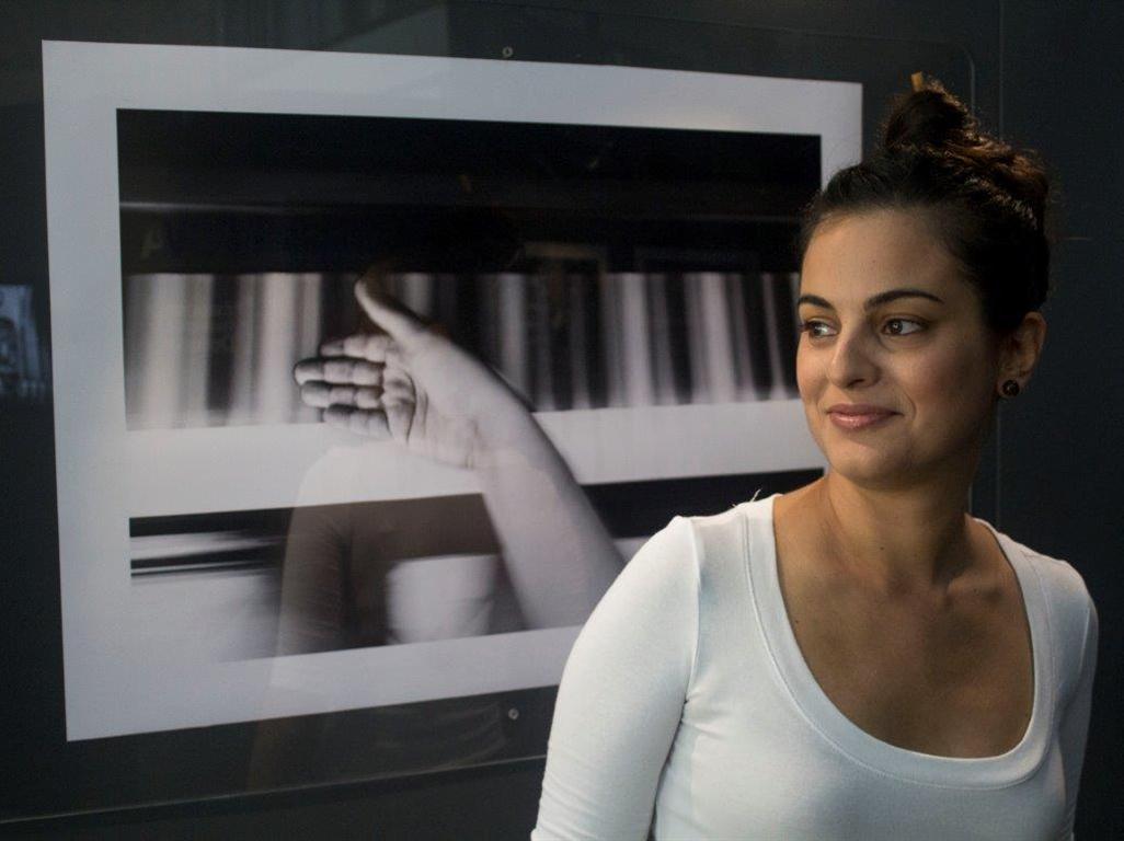 """""""Siete Miradas"""", muestra de la joven fotógrafa Arianna Domínguez"""