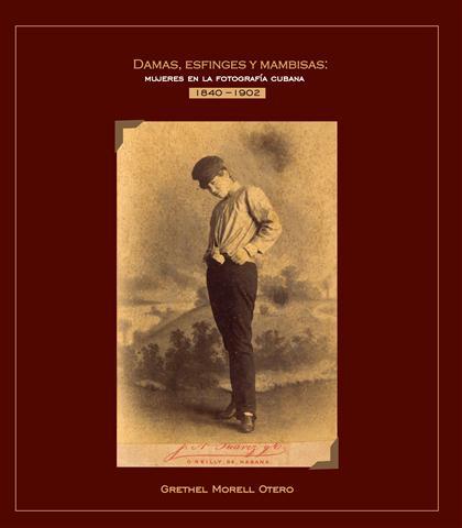 La portada es una mujer travestida, por lo que juega con sutilezas del concepto de género del siglo XIX