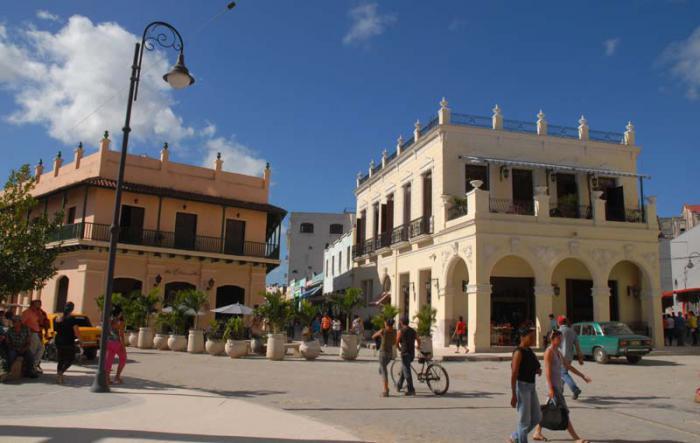 Gracias al esfuerzo concertado de las instituciones locales, la ciudad de Camagüey sobresale por el rescate, restauración y protección del patrimonio histórico, cultural y arquitectónico Foto: Rodolfo Blanco Cué (ACN)