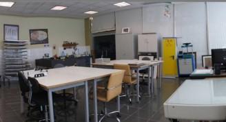Gabinete de restauración