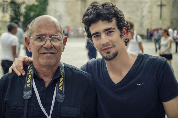 Jorge García y Christian Erland (Small)