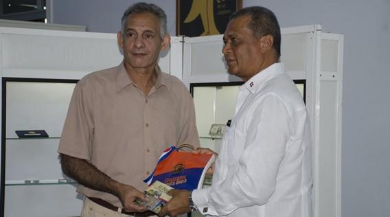 donación República Dominicana