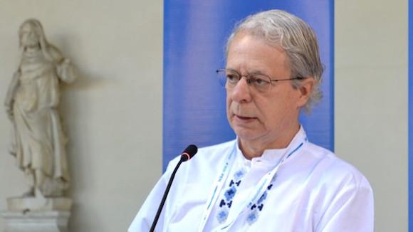Frei Betto en el Festival Internacional de Literatura de Mantova, Italia. Foto: L'Altra Mantova / Archivo de Cubadebate
