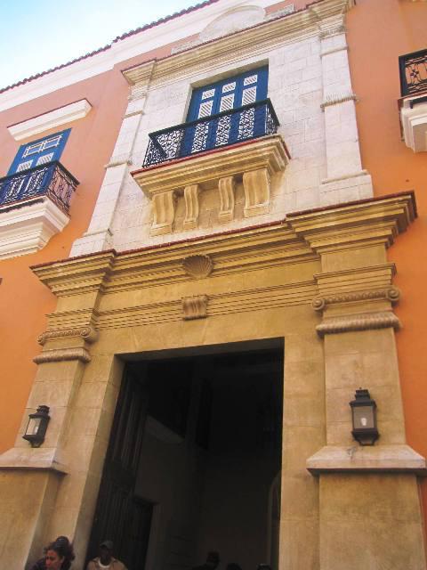 Marqués de Arcos, restaurado, Nov. 2016
