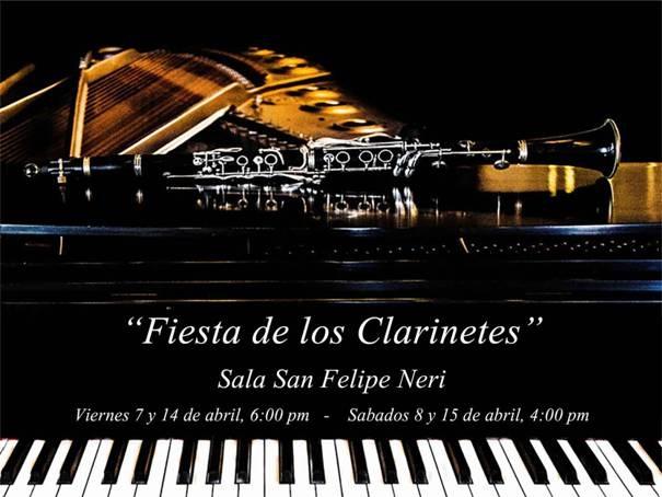 Fiesta de los Clarinetes