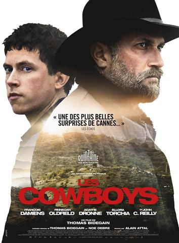 Les Cowboys (2015) Affiche (Small)