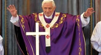 Su Santidad  Benedicto XVI oficia la Santa Misa,  en la Plaza de la Revolución José Martí, en La Habana, Cuba, el 27 de marzo de 2012.   AIN   FOTO/Marcelino VÁZQUEZ HERNÁNDEZ/sdl