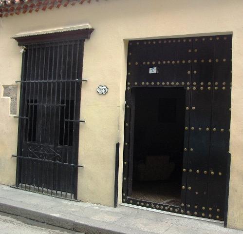 Amargura 255-fachada