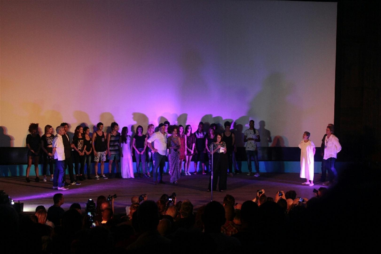 Eslinda Núñez y Adela Legrá recibieron los premios Lucía de Honor
