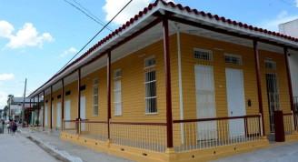 Casa Natal de Abel Santamaría Cuadrado, en Villa Clara, Premio de Restauración 2017