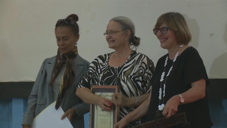 Isabel Rigol, Premio Nacional de Patrimonio Cultural 2016