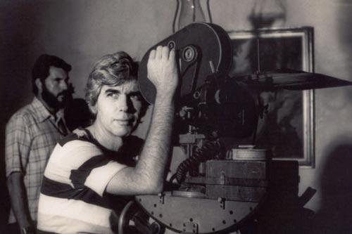Humberto Solás, creador del Festival de Cine Pobre