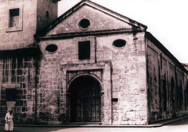 Iglesia del Espíritu Santo, años '60