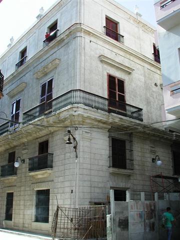 Hotel Palacio O' Farrill (en obras)