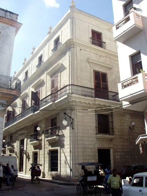 Cuba 102 Casa O'Farrill después de la restauración