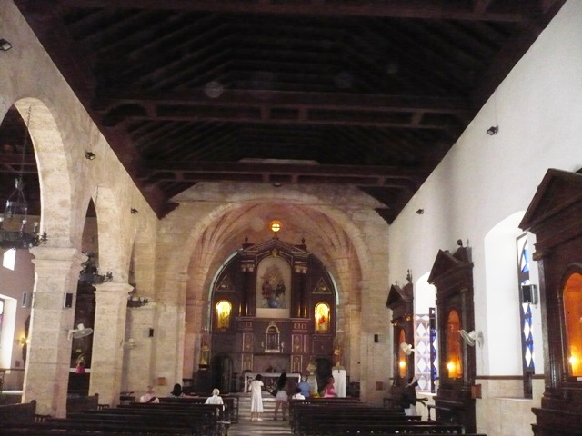 5-Iglesia del Spíritu Santo, interior