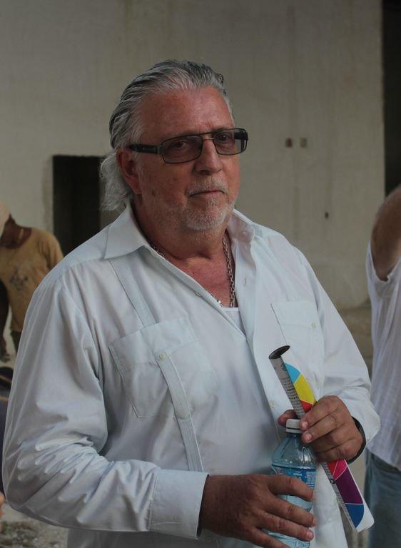 Señor Herman Portocarero, embajador y jefe de la delegación de la Unión Europea (UE) en Cuba