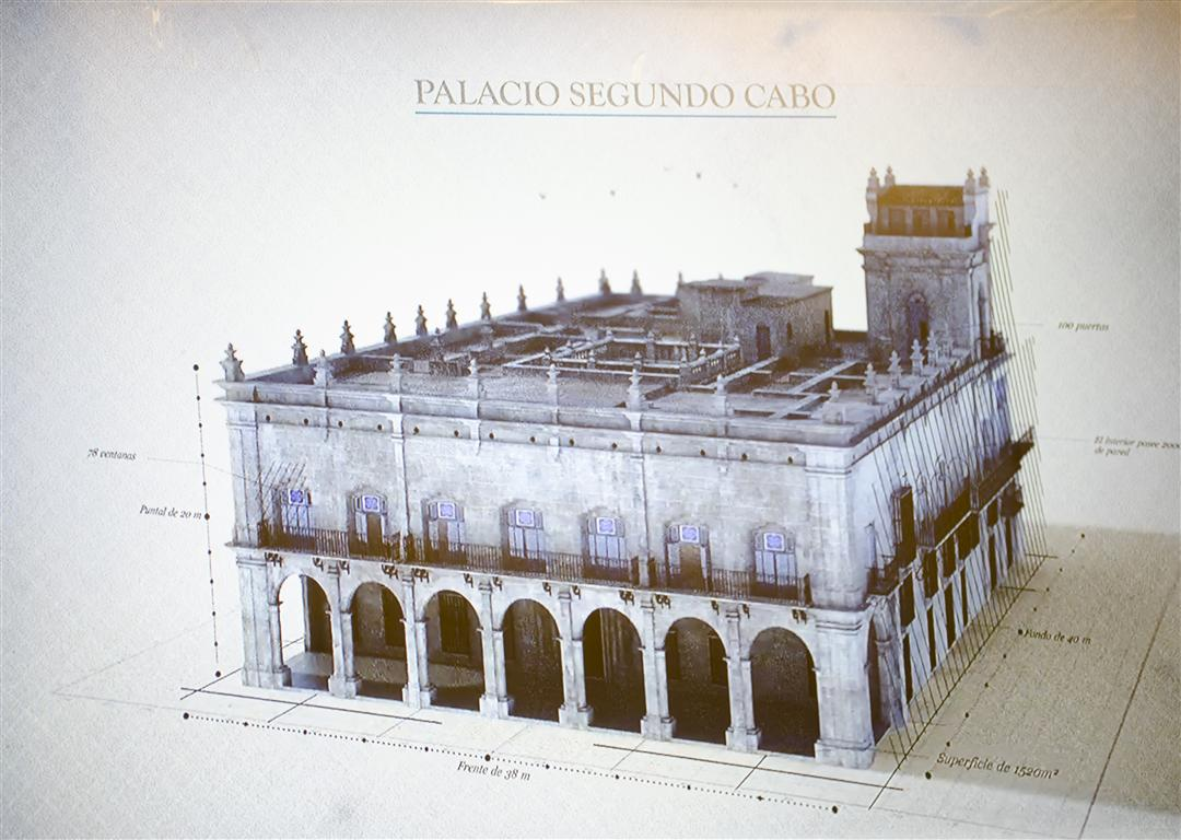 palacio segundo cabo estructura en plano (Medium)