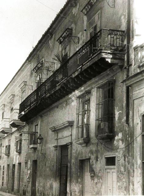 San Ignacio 411, años '70