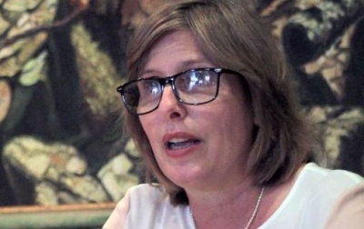 Gladys Collazo Usallán, Presidenta del Consejo Nacional de Patrimonio Cultural