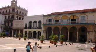Calle Muralla Plaza Vieja