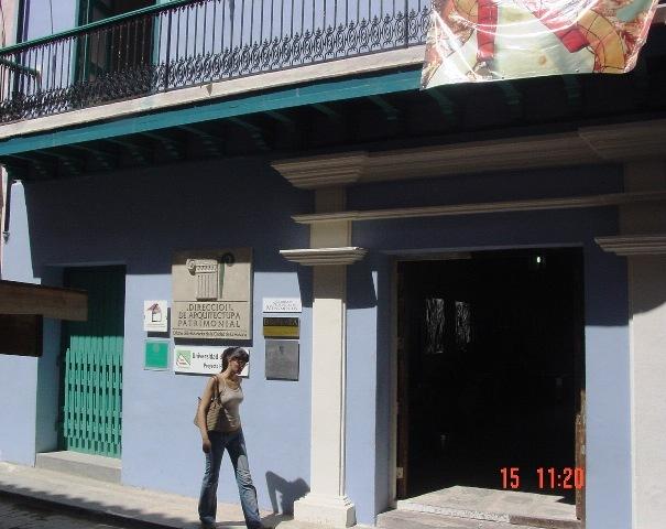 Mercaderes 116 en 2006