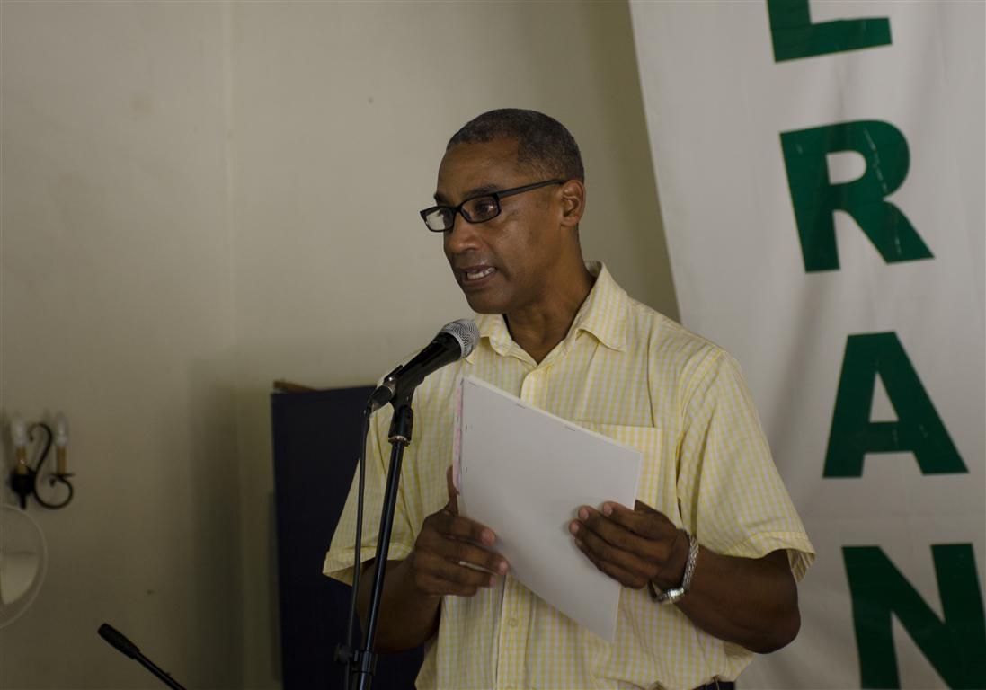 Iván Arencibia, Subdirector de Asuntos Humanitarios