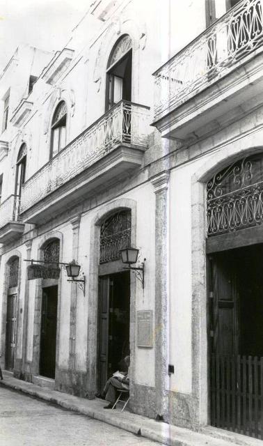 Casa de Justiz (Caseron del Tango) año '90