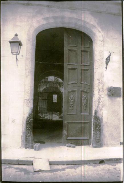 Mercaderes 158, antes de la restauración
