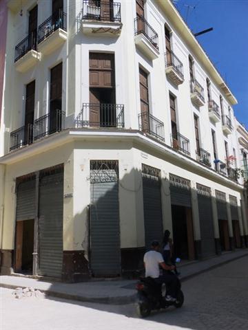 Café Habana, obras