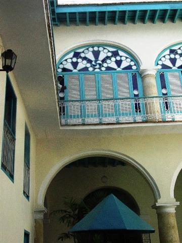 Mercaderes 158, interior restaurado