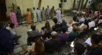 Taller de Antropología Social y Cultural Afroamericana