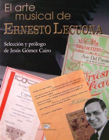 El arte musical de Ernesto Lecuona (Small)