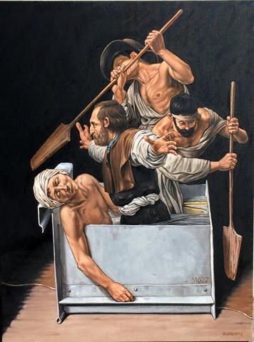 "Obra: ""La Cofradía"""