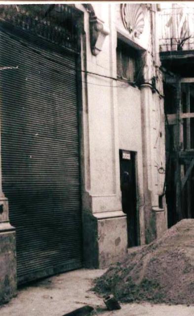 Mercaderes 113, antes de la restauración