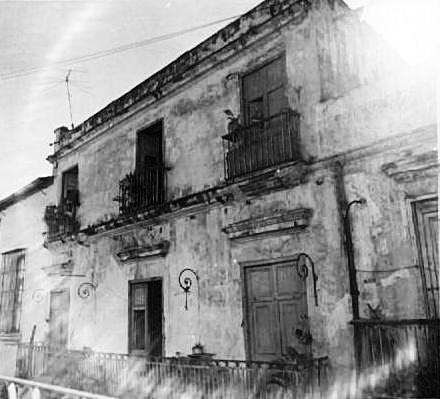Mercaderes 120, antes de restauración