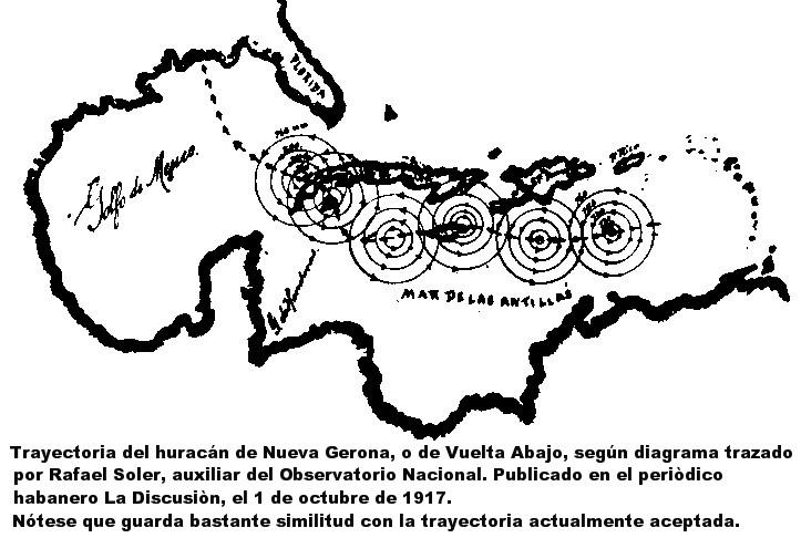 Huracán de 1917