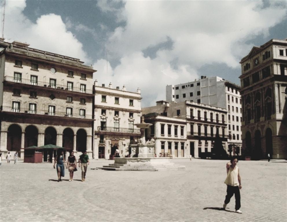 Hotel San Felipe, su entorno