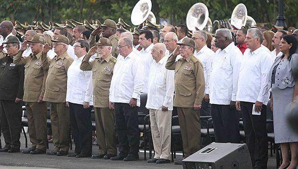acto-politico-militar-santa-ifigenia-raul-580x330